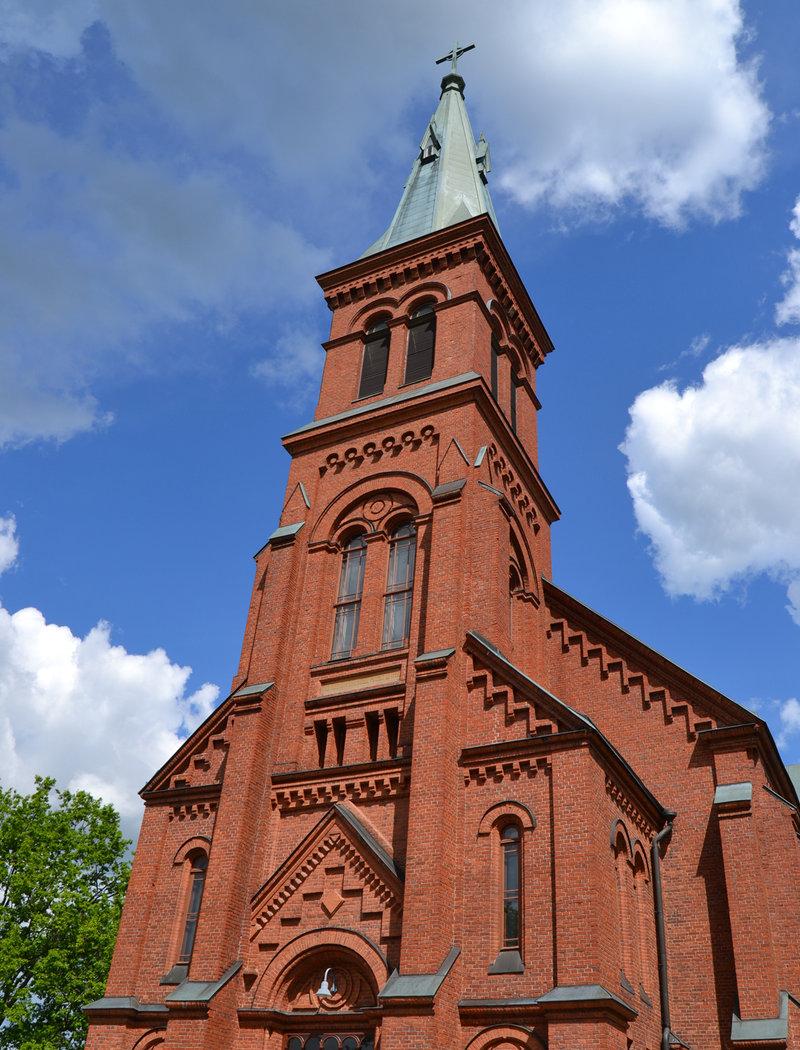Sipoon kirkko