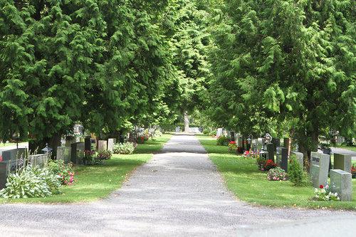 Sipoon kirkonkylän hautausmaa